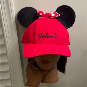 Minnie Mouse hat🐭❤️